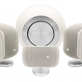 Bowers & Wilkins  - 'M-1' & 'PV1D'  (White)