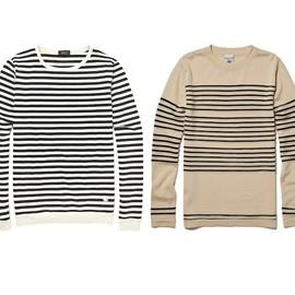 S. N. S. Herning - striped sweater apc striped sweater SNS HERNING STRIPED SWEATER + APC STRIPED SWEATER | MR PORTER UP TO 70% SALE