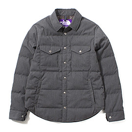 THE NORTH FACE PURPLE LABEL - 65/35 Down Shirt
