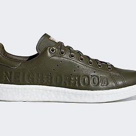 adidas - NEIGHBOORHOOD×ADIDAS STAN SMITH BOOST