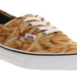 Vans - Authentic french fries exclusive