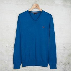 Fred Perry - Classic V-Neck Knit
