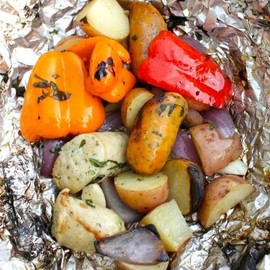 foil camping meals - foil camping meals
