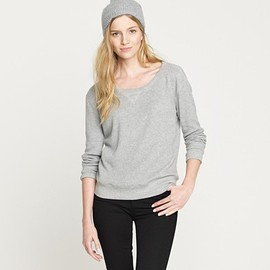 J.Crew - Vintage thermal sweatshirt