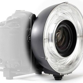 Elinchrom - Elinchrom EL 20492 RQ Ringflash Eco with Removable Diffuser for Elinchrom Quadra