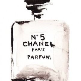 CHANEL - No 5 drawing