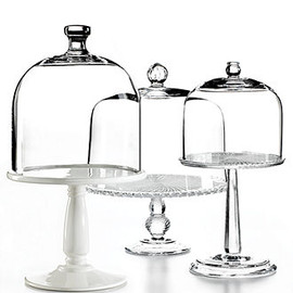 Martha Stewart Collection - Domed Cake Stands