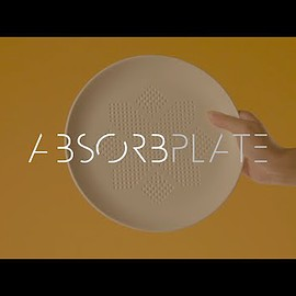 Thai Healrh Promotion Foundation - Absorb plate