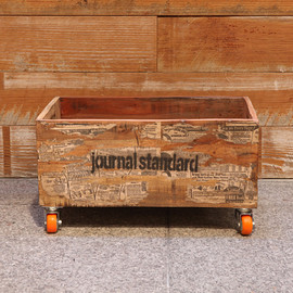Journal Standard Furniture - DREUX TOY BOX M