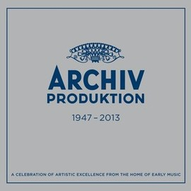 various - Archiv Produktion 1947 - 2013