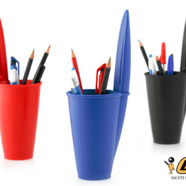 j-me - BiC pen lid pen holder