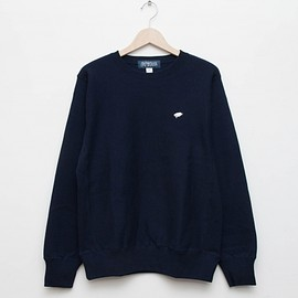 cup and cone - Basic Crew - Navy