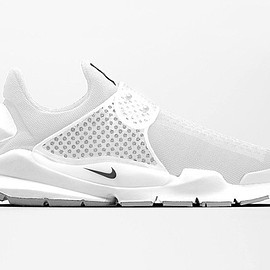 "Nike - Sock Dart ""Triple White"""