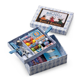 MANUFACTUM - Sewing Box complete with Sewing Set   Housework