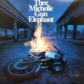 THEE MICHELLE GUN ELEPHANT - Electric Circus (12inch Vinyl)