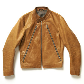 Maison Martin Margiela 10 - Leather Riders Jacket