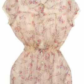 Fifi Chachnil - Playsuit