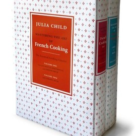 julia child - Mastering the Art of French Cooking Boxed Set: Volumes 1 and 2