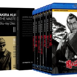 黒沢明 - 黒澤明監督作品 AKIRA KUROSAWA THE MASTERWORKS Bru-ray Disc Collection II (7枚組) [Blu-ray] 黒澤明 (監督) | 形式: Blu-ray
