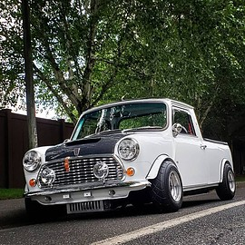 Rover - Mini Pick Up