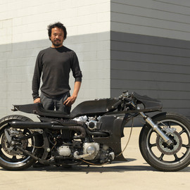 "Chabott Engineering, Shinya Kimura - ""Kiriya"" Twin Cam Motorcycle"