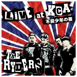 The RYDERS - LIVE AT KLUB COUNTER ACTION
