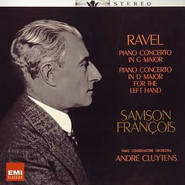 Samson Francois, Andre Cluytens - Ravel: Piano Concerto