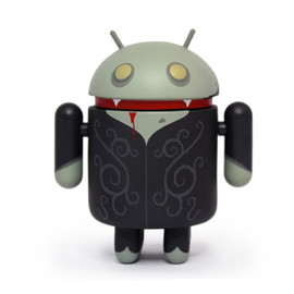 Andrew Bell - ANDROID MINI SPECIAL EDITION- POWER VAMPIRE
