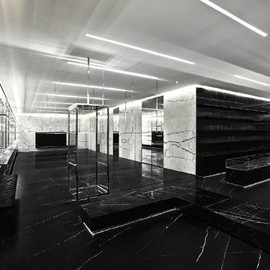 Hedi Slimane for YSL Paris - New Store Concept