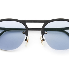 l.a. Eyeworks - Metal Frame Sunglasses