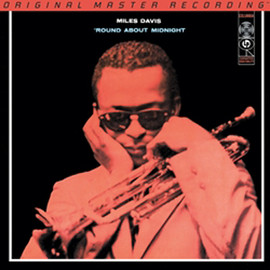Miles Davis - Round About Midnight(analog)