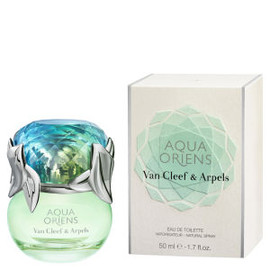 VAN CLEEF&ARPELS - VAN CLEEF & ARPELS AQUA ORIENS EDT LIMITED EDITION (50ML)