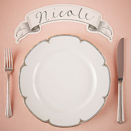 BHLDN - BANDEROLE PLACE CARDS