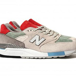 New Balance - CONCEPTS × NEW BALANCE 998 GRAND TOURER