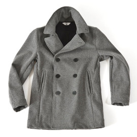 OUTLIER - Liberated Wool Peacoat