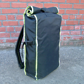 Hallo Fritz - Messenger Backpack