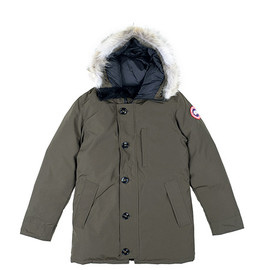 CANADA GOOSE - Jasper-Earth Brown