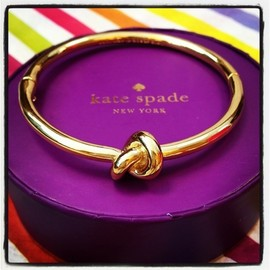 """kate spade - for bridesmaids- """"thanks for helping me tie the knot"""""""