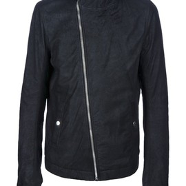 Rick Owens - RICK OWENS Bullet Quilted Leather Jacket
