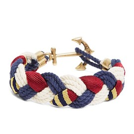 kiel james patrick for brooks brothers - Kiel James Patrick for Brooks Brothers Braided bracelet