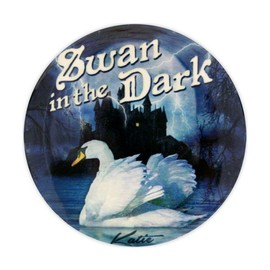 Katie - Swan in the Dark BADGE 75 round