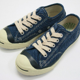 DENIM DUNGAREE×CONVERSE - JACK PURCELL