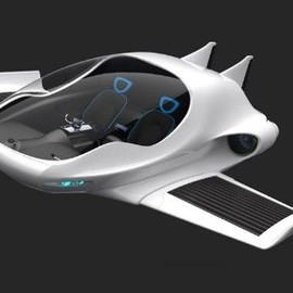 Yinze Hu - Air-Elf, 2 seaters car & jet-plane