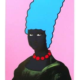 Nick Walker - Mona Simpson Black