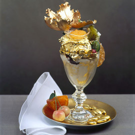 Serendipity 3 - NYC - Golden Opulence Sundae (Guinness Book's Most Expensive Sundae)