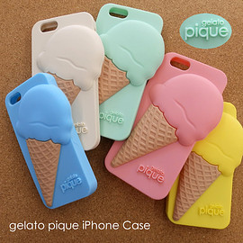 gelate pique - ジェラートピケiPhone case