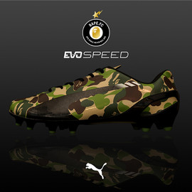 PUMA - PUMA evoSPEED x A BATHING APE®