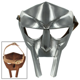 NATURE SOUNDS - MF DOOM RAPPER MADVILLAIN GLADIATOR MASK