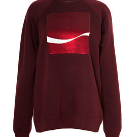 Marc Jacobs - Coca-Cola Motif Sweatshirt