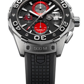 Aquaracer Calibre 5 Full Black